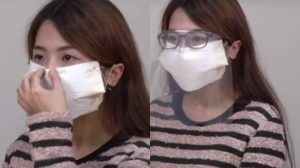 Cara Membuat Masker Sendiri dari Tisu Dapur, Praktis dan Mudah Dilakukan