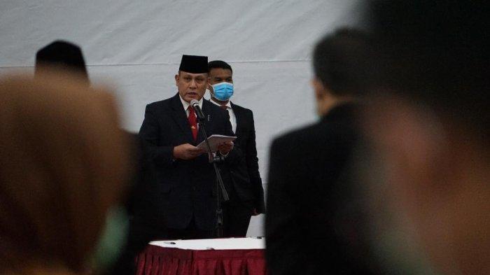 Rapat Dengan Dewas, Ketua KPK Beberkan Prestasi Lembaga Triwulan l 2020