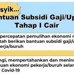 BLT Rp 600 Ribu Tahap 1 Mulai Cair, Berikut Skema Penyaluran Subsidi Gaji Lewat Bank Penyalur