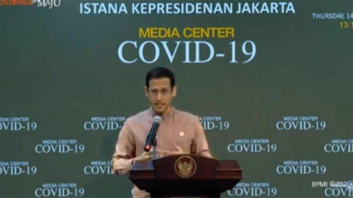 Diskusi Dengan Sejumlah CEO Perusahaan, Nadiem Makarim Bicara Permasalahan SDM di Indonesia