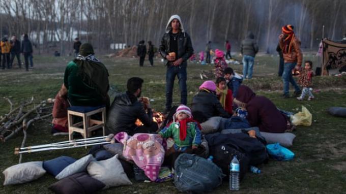 Duta Besar Turki: Hentikan Penyebaran Virus Corona di Kamp Migran Suriah Adalah Misi yang Mustahil