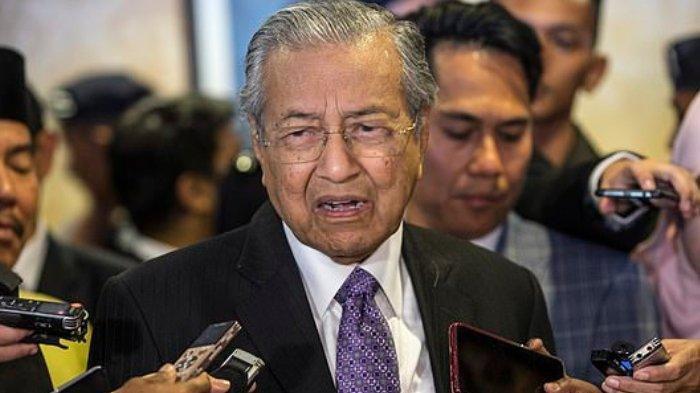 Eks PM Malaysia Mahathir Mohamad Lakukan Karantina, Sempat Kontak dengan Politisi yang Kena Corona