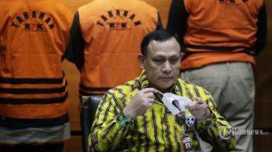 "Firli Bahuri Diminta Mundur Jadi Ketua KPK, ""Kita Ikuti Undang-Undang Saja. . ."""