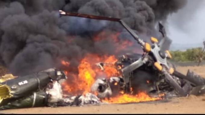 Helikopter TNI AD Kecelakaan di Kendal, Jenisnya Sama Seperti yang Jatuh di Papua
