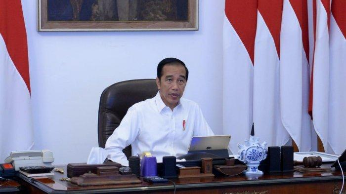 Jokowi Minta Pemberian Kredit Modal Kerja bagi UMKM Dipermudah