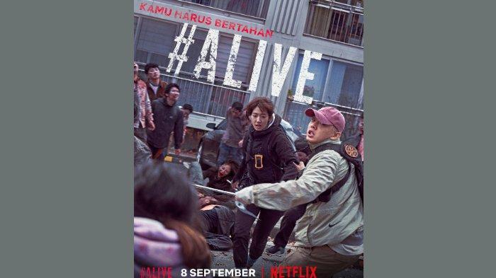 Netflix akan Hadirkan Film Thriller Korea Terbaru Berjudul #Alive, Wabah Misterius Menyebar di Seoul