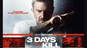 Sinopsis Film Three Days to Kill Tayang di Trans TV Malam Ini, Selasa 4 Agustus 2020 Pukul 21.30 WIB
