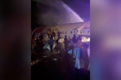 Tidak Ada Kebakaran Saat Pesawat Air India Express Tergelincir, Pecah Jadi Dua di Bandara Kerala