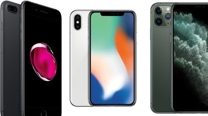 UPDATE Daftar Harga Terbaru iPhone Bulan Juni 2020, Mulai dari Rp 6 Jutaan